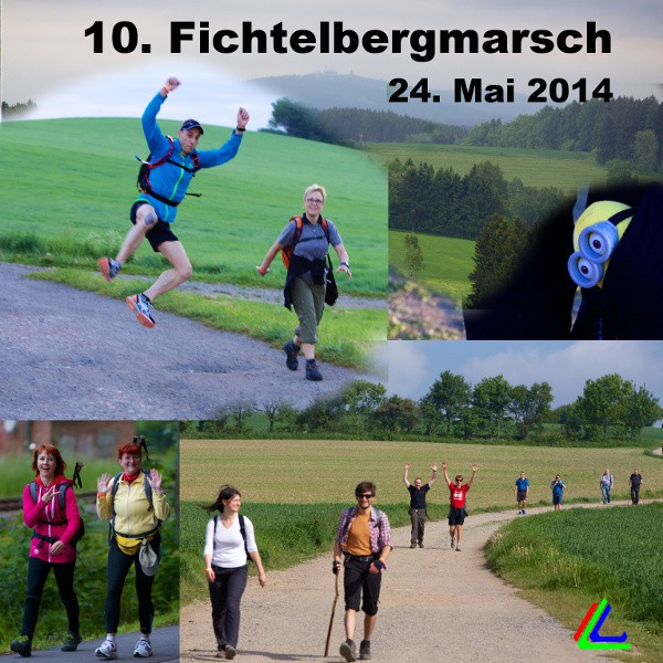 Fichtelbergmarsch 2014
