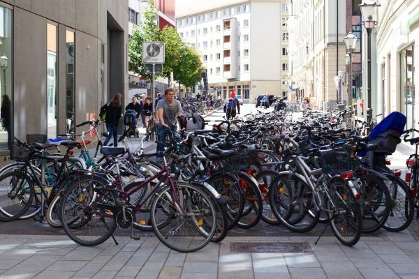 Parkplatzmangel